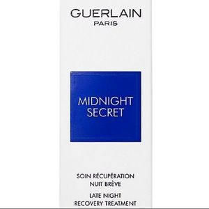 Guerlain Paris Midnight Secret Recovery Treatment